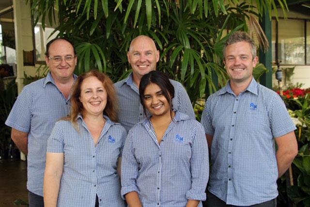 Alpine Nurseries Accounts Team