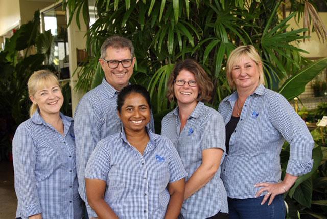Alpine Nurseries Commercial Sales Team