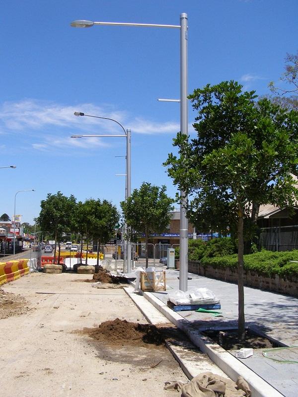 Castle Hill Street Upgrade
