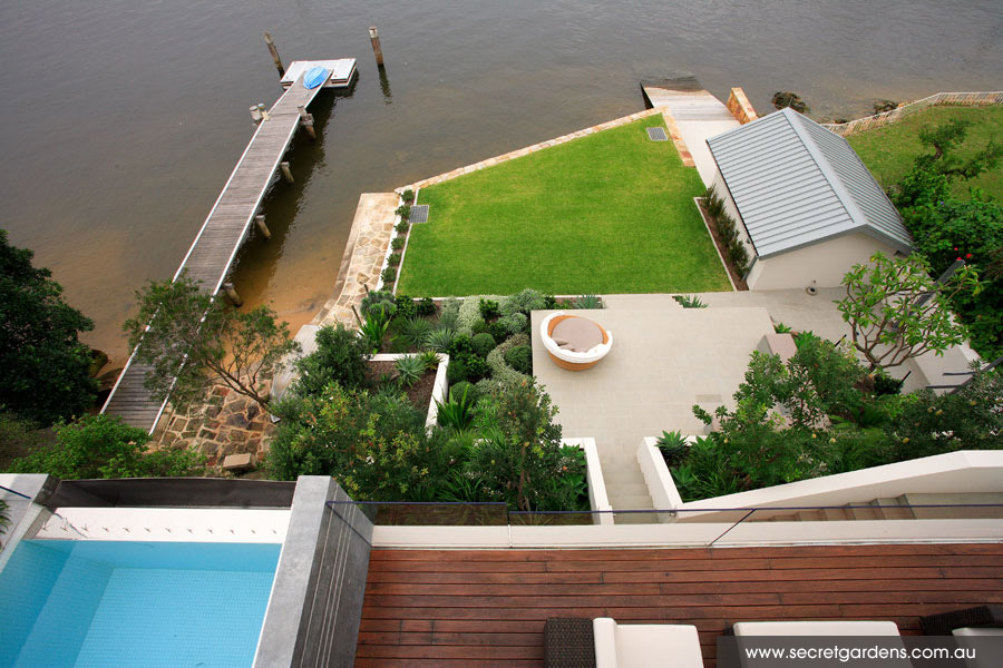 Prestige residential landscape longueville