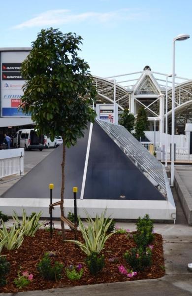 Sydney Airport refurbishment