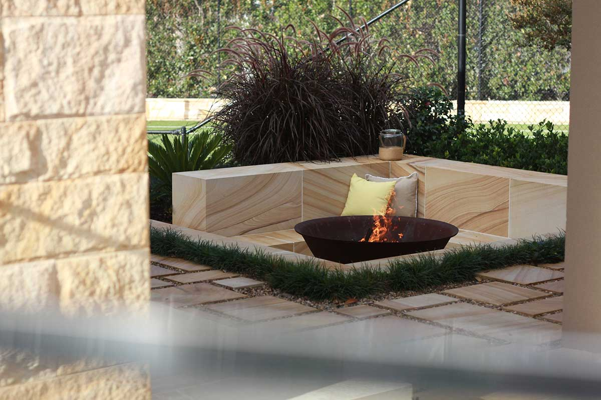 Terrigal Fire Pit Photography Andrew McLeod