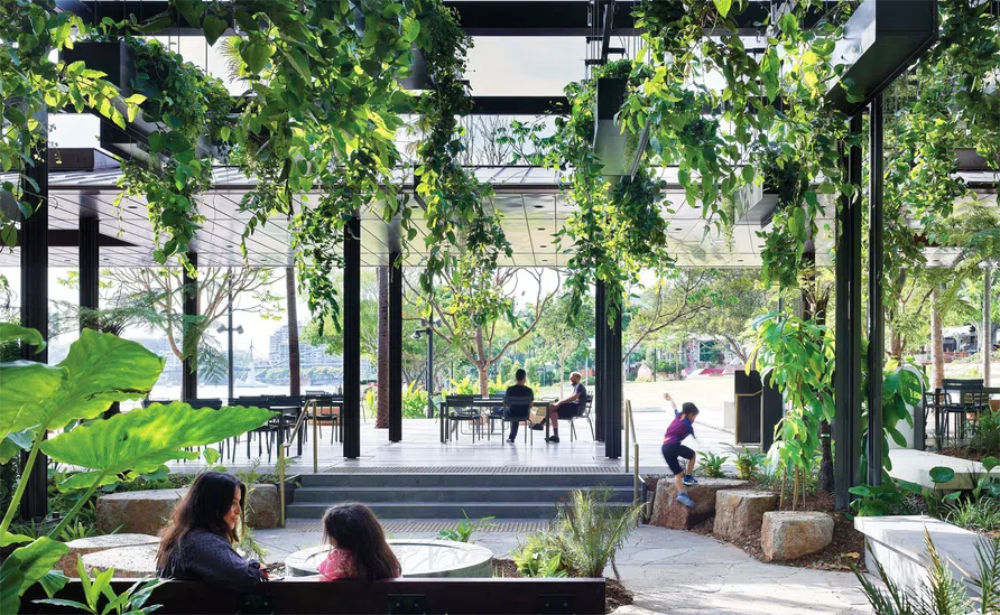 Winners of National Landscape Architecture Awards